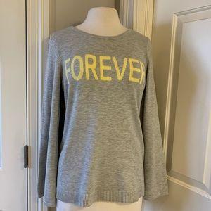 INC International Concepts Sweater Sz L-NWOT